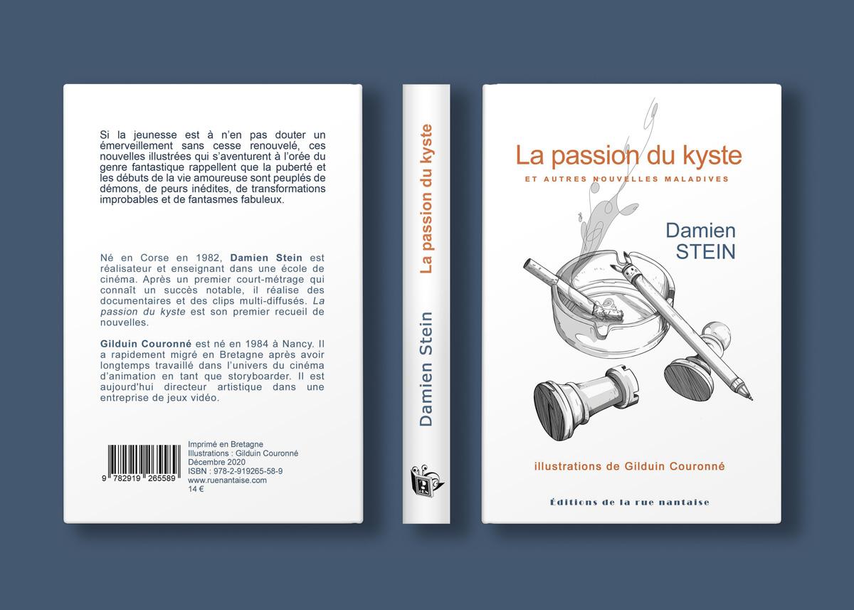 La Passion Du Kyste Damien Stein